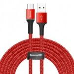 BASEUS CAMGH-E09 MICRO USB CABLE 2A 3METRE RED