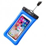 BASEUS ACFSD-A03 WATERPROOF BAG BLUE