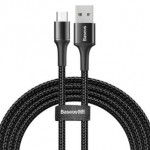 BASEUS CAMGH-C01 MICRO USB CABLE 2A 2METRE BLACK