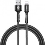 LANEX LTC-N01L LIGHTNING CABLE 1.2M BLACK