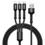 LANEX LTC-T01 1 PULL 3 CABLE 1.2M BLACK
