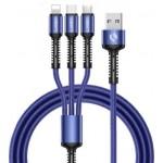 LANEX LTC-T01 1 PULL 3 CABLE 1.2M BLUE