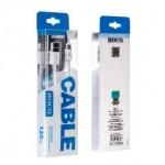 HOCO UPT02 TYPEC CABLE WHITE