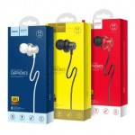HOCO M44 MAGIC SOUND WIRED EARPHONE RED