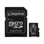 KINGSTON MICROSD 100MB/S MEMORY CARD 128GB