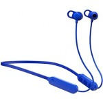 SKULLCANDY JIB+ WIRELESS EARPHONE BLACK BLUE