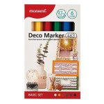MONAMI 463 Deco Marker Set - Basic