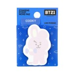 BT21 STANDING STICKY MEMO PAD 68*70MM (COOKY)