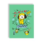 BT21 LINE NOTEBOOK 188*257MM 32SHEET (CHIMMY)