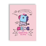 BT21 LINE NOTEBOOK 188*257MM 32SHEET (MANG)