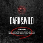 BTS 1st Album: Dark & Wild