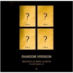 MONSTA X - 8TH MINI ALBUM: FANTASIA (RANDOM VER)
