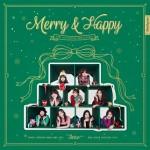 Twice - Merry & Happy (1st Repackage Album) MERRY