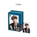 BTS JIGSAW BLUE - J-HOPE