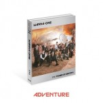 WANNA ONE 1ST ALBUM : 1¹¹=1 (POWER OF DESTINY) - adventure ver.