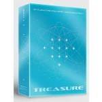 TREASURE - 1ST ALBUM: TREASURE EFFECT (BLUE VERSION)