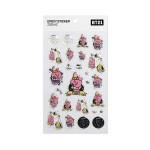 BT21 EPOXY STICKER ZODIAC (COOKY)
