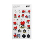 BT21 EPOXY STICKER ZODIAC (TATA)