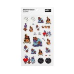 BT21 EPOXY STICKER ZODIAC (SHOOKY)