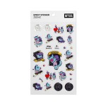 BT21 EPOXY STICKER ZODIAC (MANG)