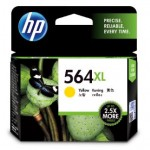 HP 564XL YELLOW CB325WA