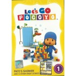 Let's Go Pocoyo Vol.1 Pato's Shower (DVD)