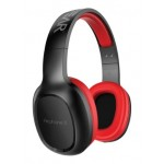 SONICGEAR AIRPHONE 3 BLUETOOTH HEADPHONE BLACK RED