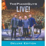 THE PIANO GUYS -LIVE! (+DVD)