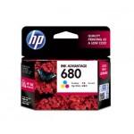 HP 680 COLOR INK CARTRIDGE F6V26AA