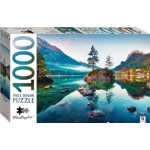 HINKLER JIGSAW PUZZLE HINTERSEE LAKE GERMANY 1000PCS