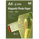U8 A4 MAGNECTIC GLOSSY PAPER (10sheets)