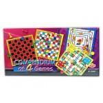 COMPENDIUM OF 4 GAME