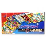 COMPENDIUM OF 6 GAME