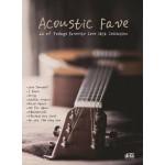 ACOUSTIC FAVE (2CD)