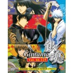 GINTAMA 银魂 BOX 2 VOL.66-125  (6DVD)