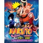 NARUTO 火影忍者 VOL.157 - 200 BOX 4 (7 DVD)
