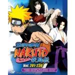 NARUTO SHIPPUDEN 火影忍者疾风传 VOL.201 - 236 BOX 5 (4DVD)
