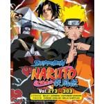 NARUTO SHIPPUDEN 火影忍者疾风传 VOL.273 - 303 BOX 7 (4 DVD)