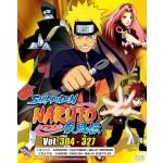 NARUTO SHIPPUDEN 火影忍者疾风传 VOL.304 - 327 BOX 8 (4 DVD)