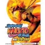 NARUTO SHIPPUDEN 火影忍者疾风传 VOL.376 - 399 BOX 11 (4 DVD)