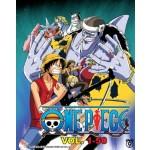 ONE PIECE 海贼王 BOX 1 VOL.1-50 (4 DVD)