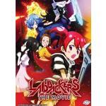 LAIDBACKERS THE MOVIE (DVD)