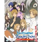NATSUME YUUJINCHOU 夏目友人帳 SEASON 1 - 6 (VOL.1 - 75 END) + MOVIE   (7DVD)