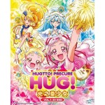HUGITTO! PRECURE HUG! V1-49END (4DVD)