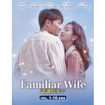 FAMILIAR WIFE 认识的妻子 VOL.1-16 END(4DVD)