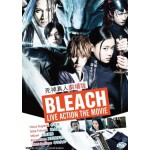 BLEACH LIVE ACTION THE MOVIE 死神真人劇場版(1DVD)