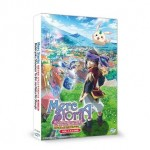 MERC STORIA: MUKIRYOKU SHOUNEN TO BIN NO NAKA NO SHOUJU V1-13 END (DVD)