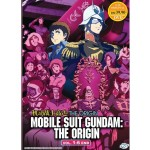 MOBILE SUIT GUNDAM:ORIGIN V1-6END(3DVD)
