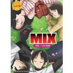 MIX VOL.1-24 END (2DVD)