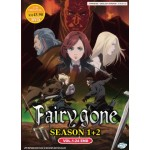 FAIRY GONE S1+2 V1-24END (2DVD)